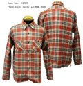 "Sugar Cane (シュガーケーン) ""Twill Check Shirts""L/S WORK SHIRT"