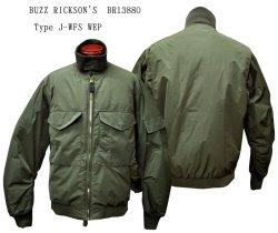 画像1: BUZZ RICKSON'S バズリクソンズ Type J-WFS WEP 2017年生産