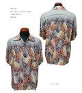 "Sun Surf(サンサーフ) Short sleeve Hawaiian Shirt(半袖アロハ) ""PINEAPPLE"" SS36441-14SSSurf(サンサーフ) Short sleeve Hawaiian Shirt(半袖アロハ) ""ROMANTIC HAWAIIAN NICKNAMES"" 38332-20SS"
