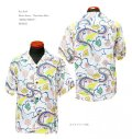 "Sun Surf(サンサーフ) Short sleeve Hawaiian Shirt(半袖アロハ) ""MING PRINT"" SS38331-20SS"