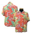 "Sun Surf(サンサーフ) Hawaiian Shirt(アロハ) ショートスリーブ "" ANELA HULA"""