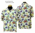 "Sun Surf(サンサーフ) Hawaiian Shirt(アロハ) ショートスリーブ"" THE BRESSING OF NATURE """