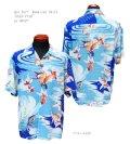 "Sun Surf(サンサーフ) Hawaiian Shirt(アロハ) ショートスリーブ ""GOLD FISH"""