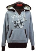 """TOYS McCOY (トイズマッコイ) ATTACHED HOOD SWEAT PARKA FELIX THE CAT""""WE CAN DO IT!"""""""