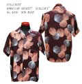 "FULLCOUNT(フルカウント) HAWAIIAN SHIRTS"" SCALLOPS"" No.4000 未洗 FL-No.4000"