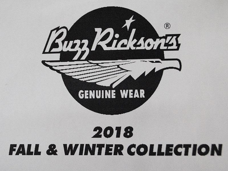 Buzz Rickson'S 2018