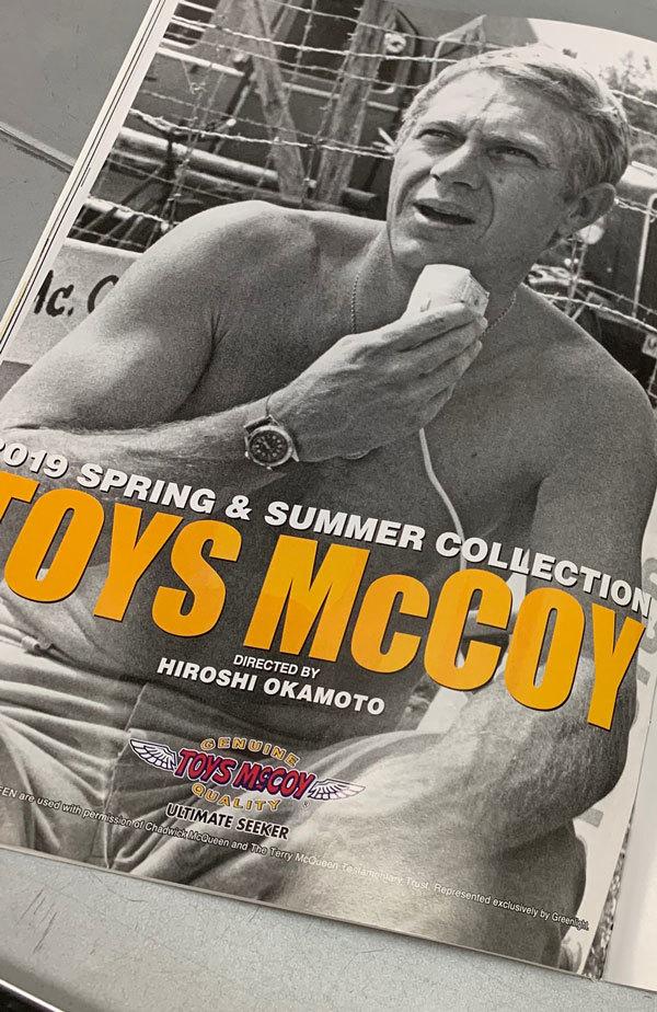 続けてTOYS McCOY